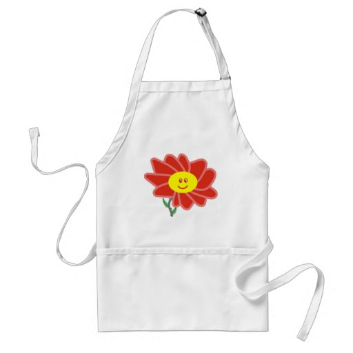 Sunflower Play Outdoors gifts Apron