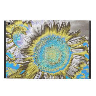 Sunflower Pop Art iPad Air Covers