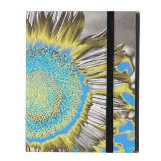 Sunflower Pop Art iPad Case