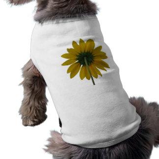 Sunflower puppy doggie t-shirt