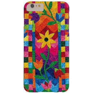 Sunflower Quilt iPhone 6 Plus Case