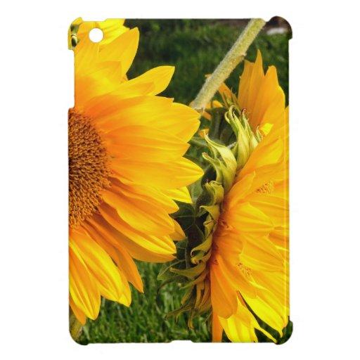 Sunflower Radiance iPad Mini Case