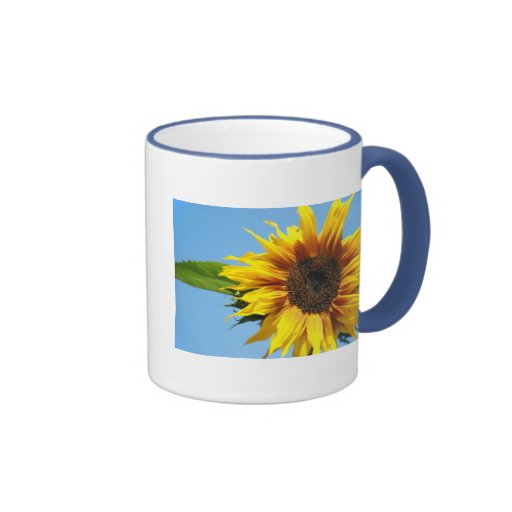 Sunflower Reach Mug
