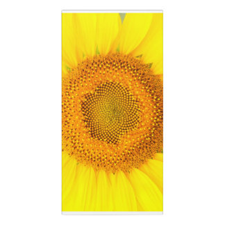 Sunflower Room Sign Vertical, Foam Adhesive