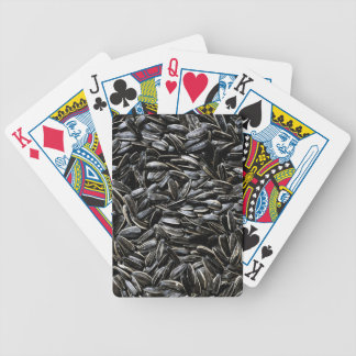 Sunflower Seeds Cool Fun Bicycle Playing Cards