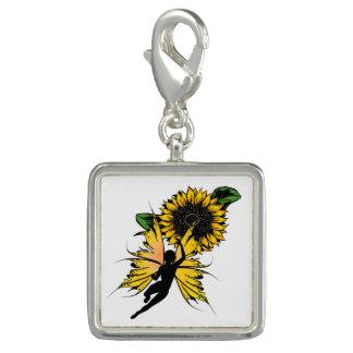 Sunflower Shadow Fairy