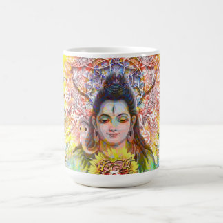 Sunflower Shiva Mug