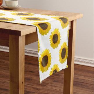 Sunflower Short Table Runner