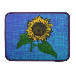 sunflower sleeve for MacBook pro