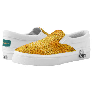 Sunflower Slip-On Shoes