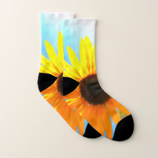 Sunflower Socks 1