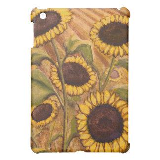 Sunflower Spec Case Sunny Sunflower Art IPad Case