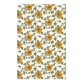 Sunflower Stationery Paper