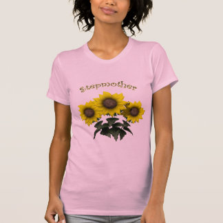Sunflower Stepmother Mothers Day Gifts Shirts