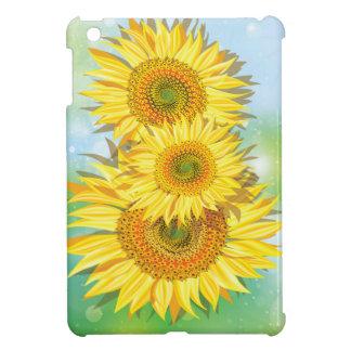 Sunflower Summer iPad Mini Covers