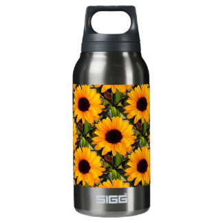 Sunflower Sunny Day 4Jay Insulated Water Bottle