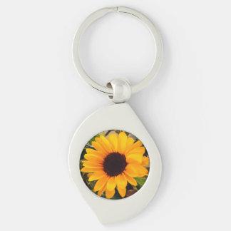 Sunflower Sunshine 4Genevieve Key Ring