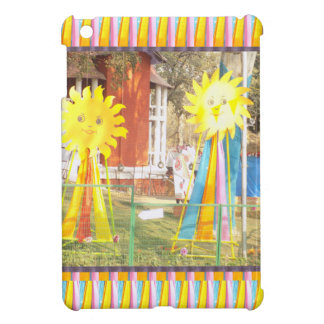sunflower sunshine decorations festivals celebrati iPad mini covers