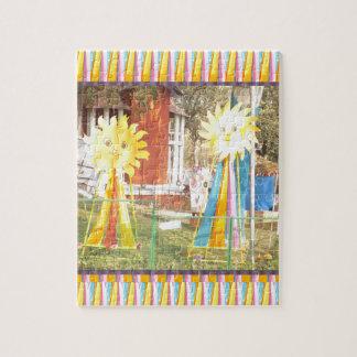 sunflower sunshine decorations festivals celebrati jigsaw puzzle