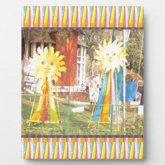 sunflower sunshine decorations festivals celebrati photo plaques