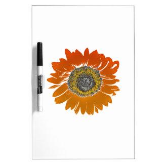Sunflower Sunshine Dry Erase Board