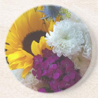 Sunflower Surprise Coaster
