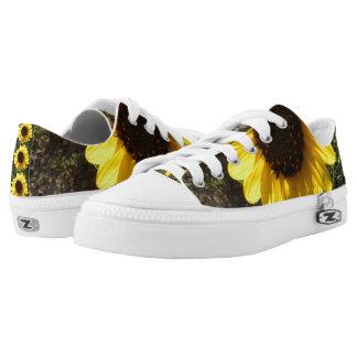 Sunflower Tennis Shoes