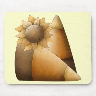 Sunflower Thanksgiving Mousepad