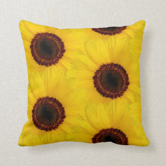Sunflower Tiled Cushion