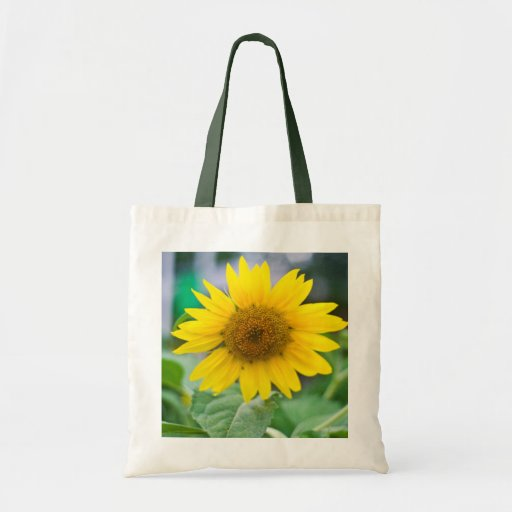 sunflower tote bags