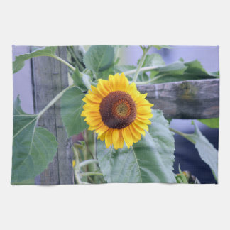 sunflower towels