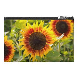 Sunflower Travel Accessory Bag