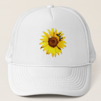 """Sunflower"" Trucker Hat"