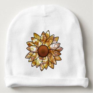 Sunflower Vibes Baby Beanie