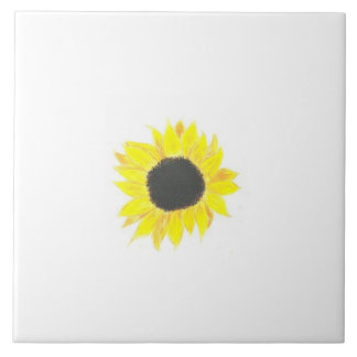 Sunflower Wall Tile