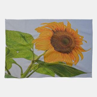 Sunflower Wild Kitchen Towel