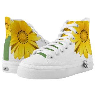 Sunflower Womens Hi-Tops