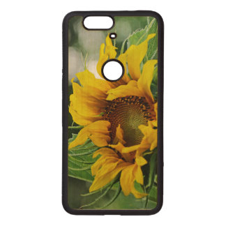 Sunflower Wood Nexus 6P Case
