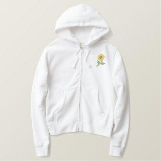 Sunflower  Zip Hoodie