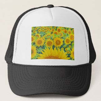 Sunflowers1 Trucker Hat