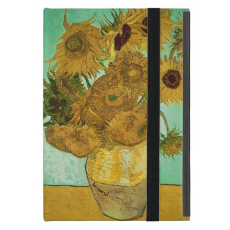 Sunflowers, 1888 2 iPad mini case
