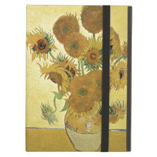 Sunflowers, 1888 iPad folio cases