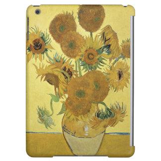 Sunflowers, 1888 iPad air cases
