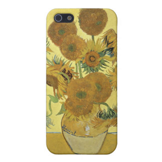 Sunflowers, 1888 cases for iPhone 5