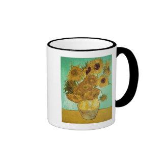 Sunflowers, 1888 mugs