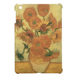 Sunflowers, 1889 (oil on canvas) iPad mini cases
