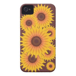 Sunflowers Bead Case-Mate iPhone 4 Case