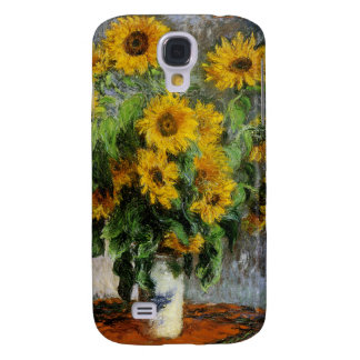 Sunflowers by Monet Galaxy S4 Case