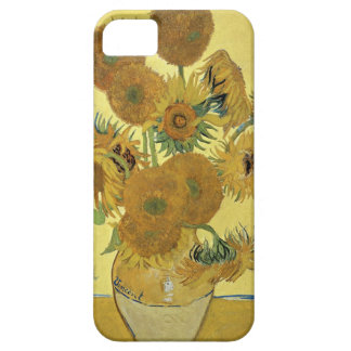 Sunflowers by Vincent Van Gogh iPhone 5 Case