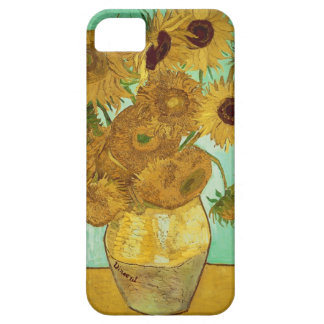Sunflowers by Vincent Van Gogh Case For The iPhone 5